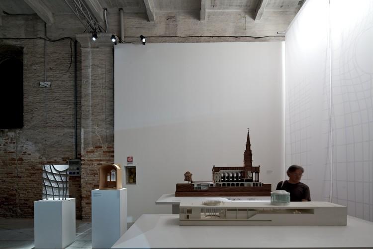 Venice Biennale 2012: Inhabitable Models / Eric Parry Architects, Haworth Tompkins, Lynch Architects, © Nico Saieh