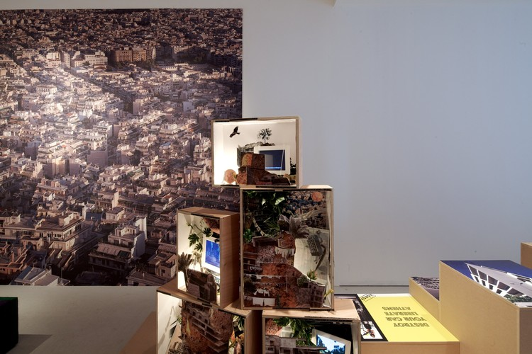 Venice Biennale 2012: Made in Athens / Greece, © Nico Saieh