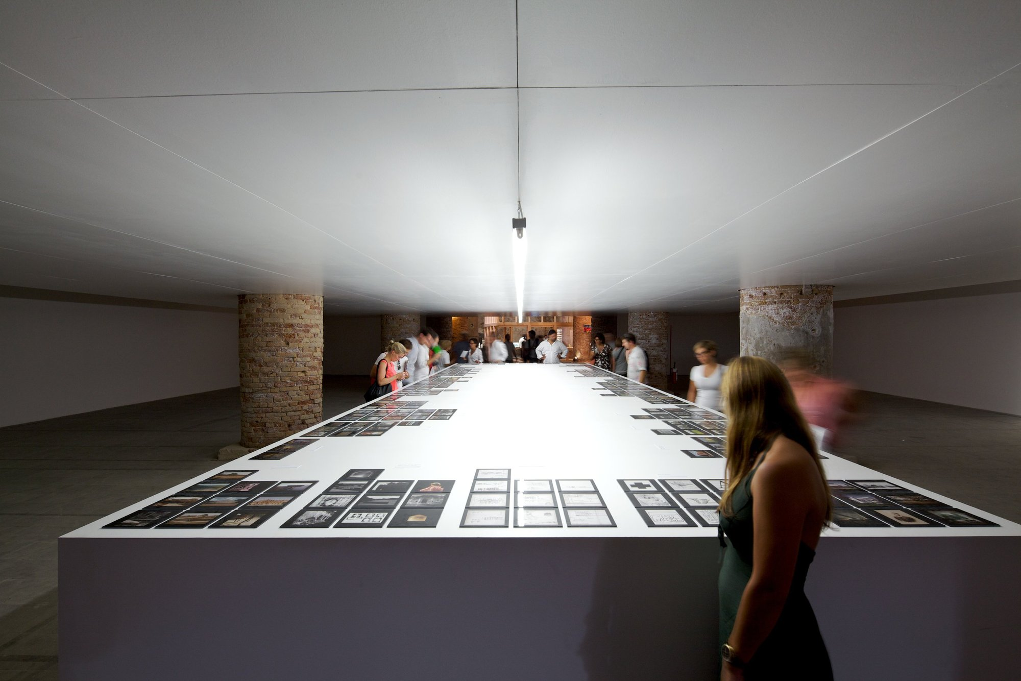 Gallery of Venice Biennale 2012: Pictographs - Statements of ...