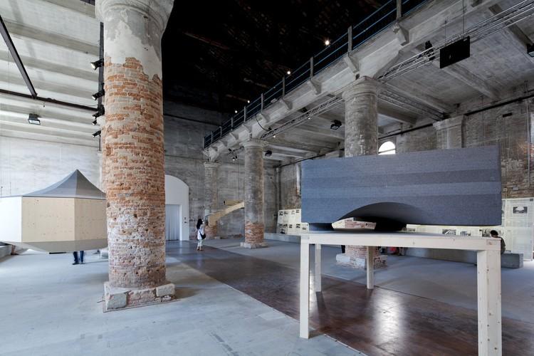 Venice Biennale 2012: Elbphilharmonie / Herzog & de Meuron, © Nico Saieh