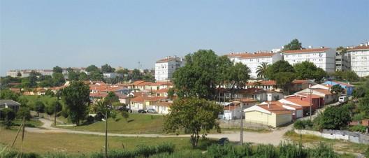 Panoramic view of the PRODAC neighborhood. - Courtesy of ateliermob