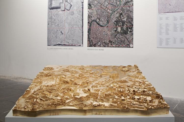 The Project of Campo Marzio / Yale University School of Architecture © Nico Saieh