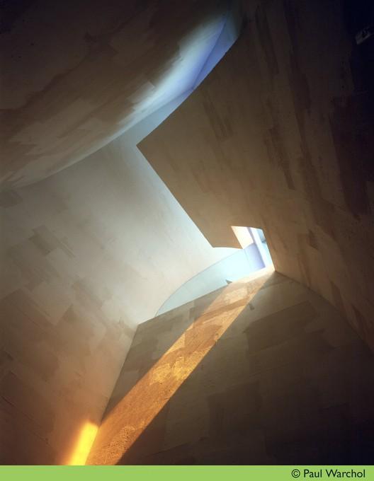 Inside St. Ignatius chapel © Paul Warchol