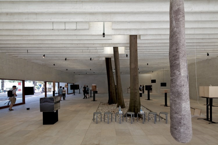 Venice Biennale 2012: Light Houses, On the Nordic Common Ground / Nordic Pavilion, © Nico Saieh