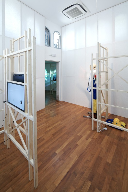 Venice Biennale 2012: Walk in Architecture / Republic of Korea Pavilion, © Nico Saieh