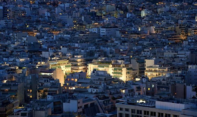 Yorgis Yerolymbos, Athens Spread.