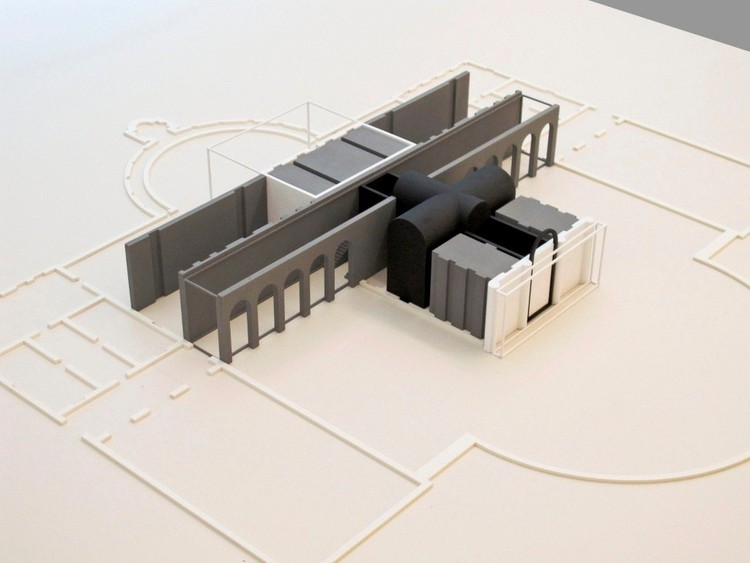 Villa Barbaro Maser Model / Peter Eisenman and Matt Roman