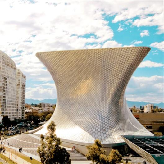 Soumaya Museum / LAR + Fernando Romero - Courtesy of BoomSPDesign