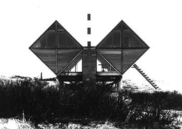 Pearlroth House / Andrew Geller (1958); Copyright © 2010 Andrew M Geller