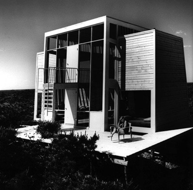 The Frank House / Andrew Geller (1958); Copyright © 2010 Andrew M Geller