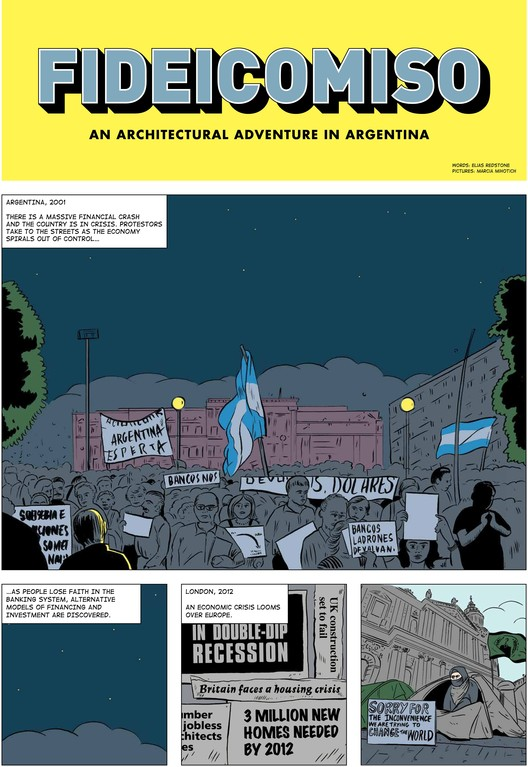 Fideicomiso: An architectural adventure in Argentina / Elias Redstone/Marcia Mihotich/British Council - Courtesy of the British Council