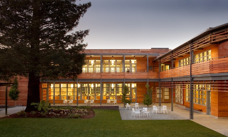 Marin Country Day School, Marin / EHDD - Image courtesy of Steven Proehl / Steven Proehl Studios.