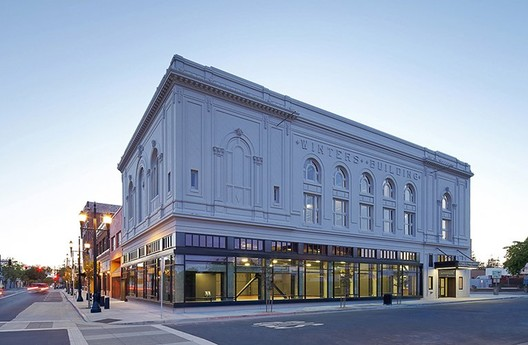 East Bay Center for the Performing Arts, Richmond / Mark Cavagnero Associates © Tim Griffith