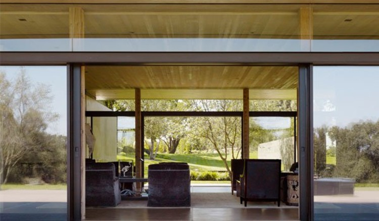 San Joaquin Valley Residence, San Joaquin / Aidlin Darling Design © Matthew Millman Photography