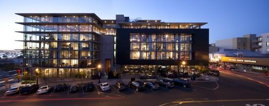 The Q, San Diego / Jonathan Segal FAIA Architect © Jeff Durkin