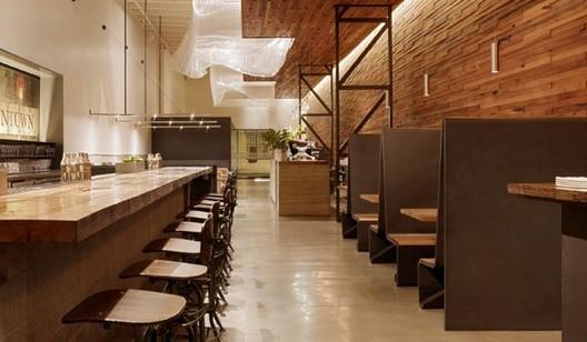 Bar Agricole in San Francisco / Aidlin Darling Design © Thomas Winz