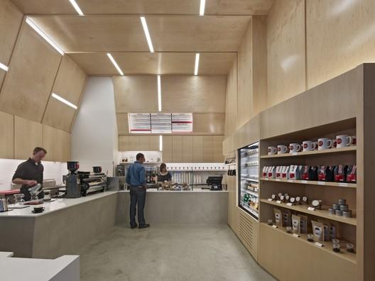 Coffee Bar Montgomery, San Francisco / jones | haydu - Image courtesy of Bruce Damonte Photography.