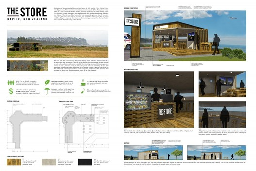 The Store - Pillbox Conversion, New Zealand / Andrew Florkowski - Courtesy of Architecture for Humanity