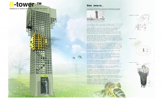 B-tower (TM), Netherlands / Gerrit Schilder, Jr., Hill Scholte - Courtesy of Architecture for Humanity