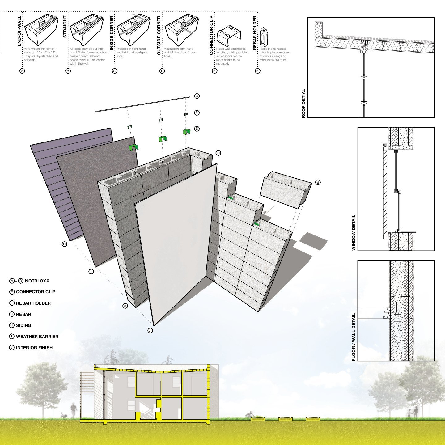 Gallery Of Winners Of Habitat For Humanity 39 S Sustainable Home Design Competition 6