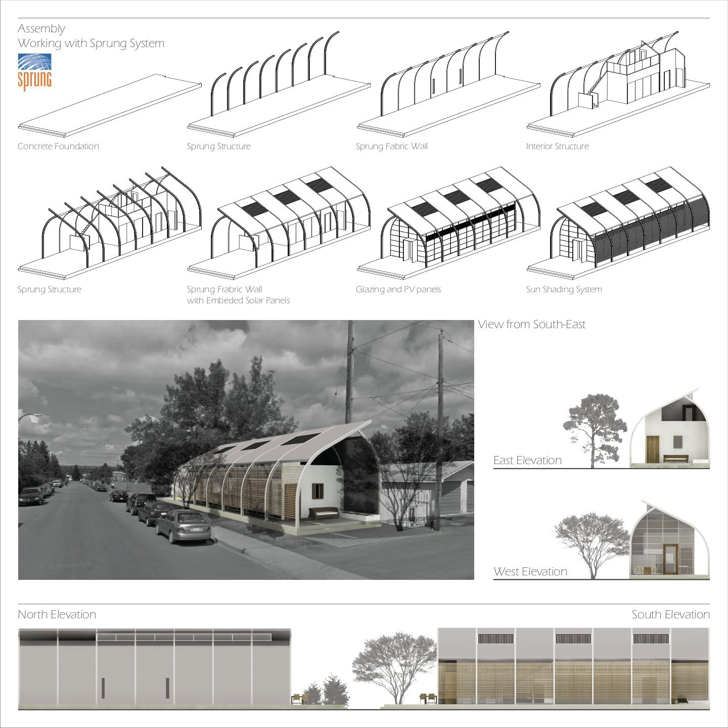 Gallery Of Winners Of Habitat For Humanity 39 S Sustainable Home Design Competition 2
