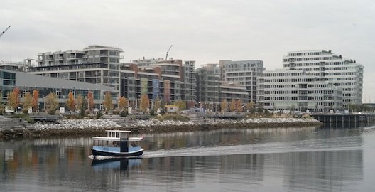 Vancouver's Olympics Village, by Andy Clark/Reuters