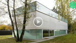 Video: Goetz Gallery building by Herzog & de Meuron