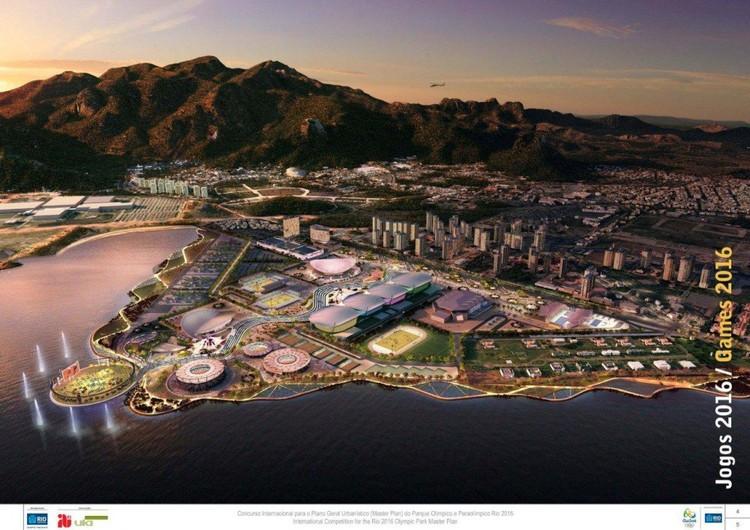 2016 Olympic Park / AECOM, Brazil © AECOM