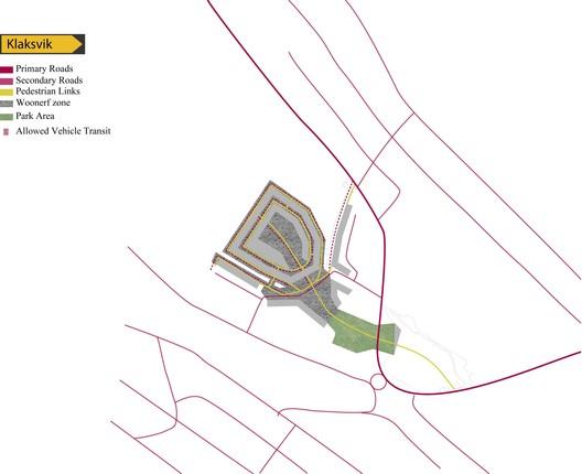 road system diagram