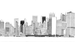 The Modern Metropolis, Illustrated / Chris Dent