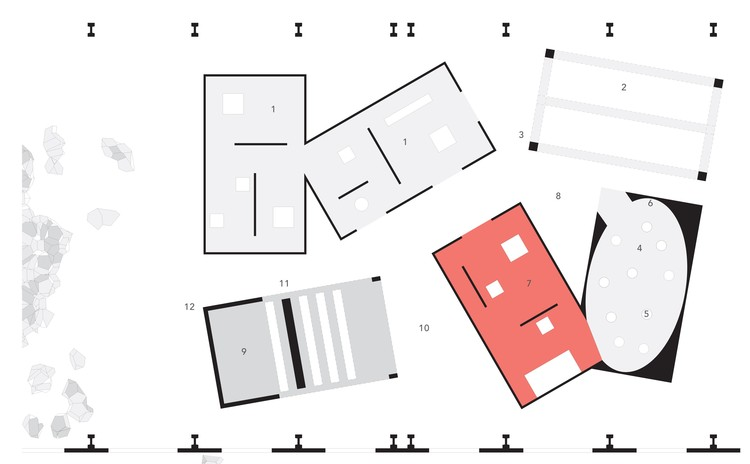 house exhibit plan