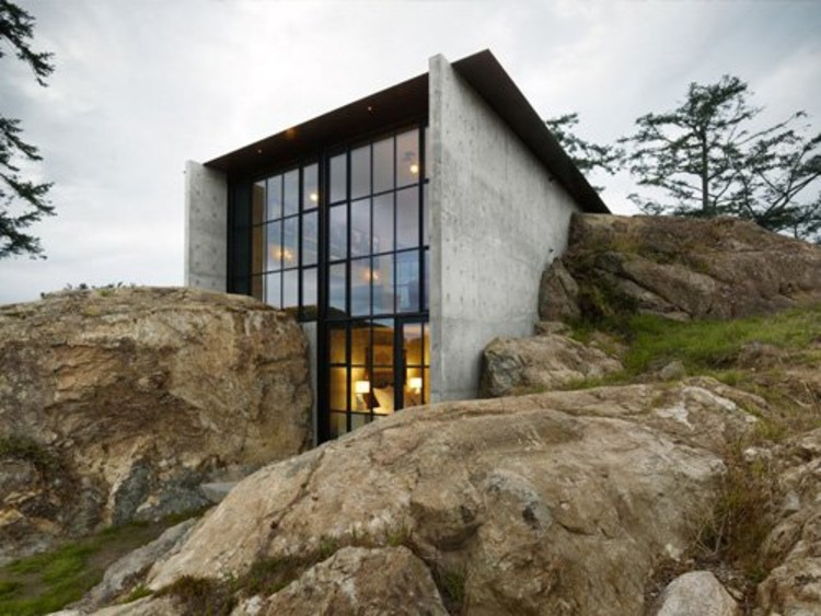 The Pierre / Olson Kundig Architects - Courtesy of the AIA © Benjamin Benschneider