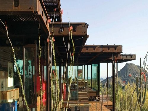 Relic Rock / DCHGlobal Inc. - Courtesy of the AIA © Bill Timmerman