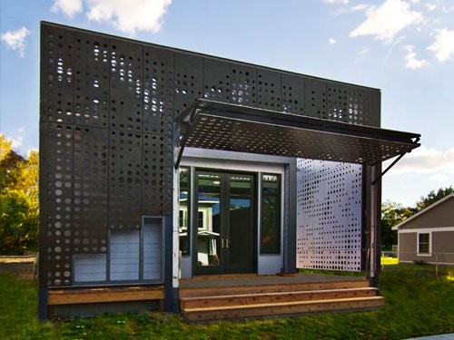 Live Work Home / Cook + Fox Architects - Courtesy of the AIA © Cook + Fox Architects