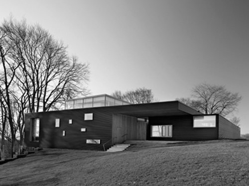 Jesuit Community Center / Gray Organschi Architecture - Courtesy of the AIA © Robert Benson Photography