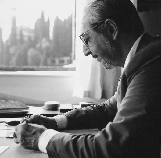 Carlo Scarpa, circa 1970 via Selldorf Architects