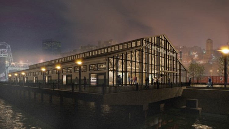 Courtesy of Olson Kundig Architects