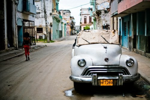 Havana Cuba. CC Flickr User weaver.
