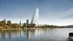 In Progress: Roche Building 1 / Herzog & de Meuron