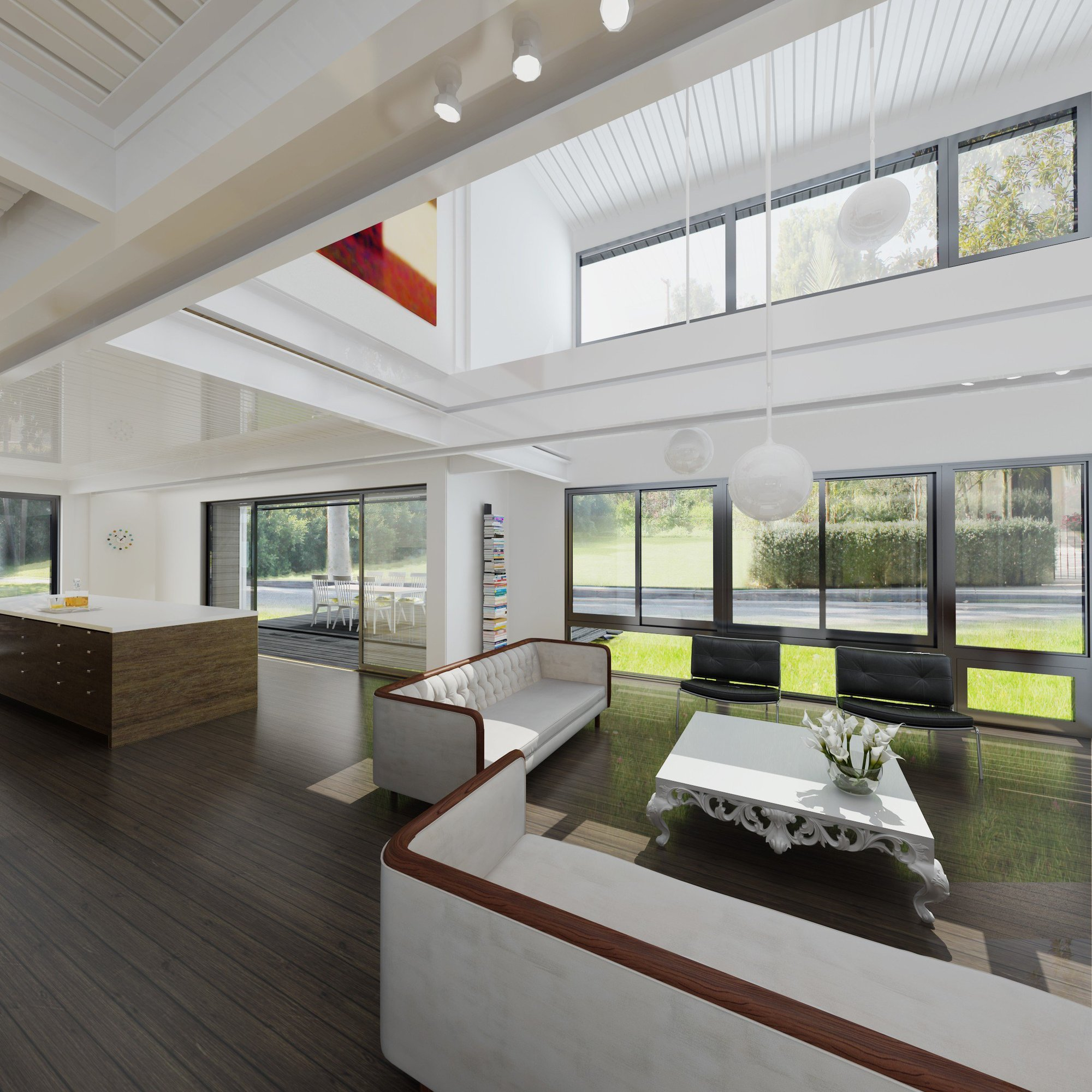 Gallery of connect homes offers affordable modern for Prefab interior arches