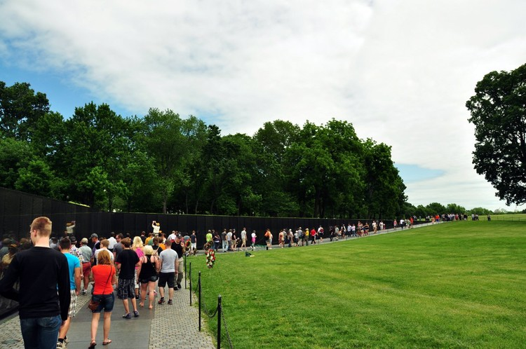 Vietnam Veterans Memorial © Karissa Rosenfield / ArchDaily