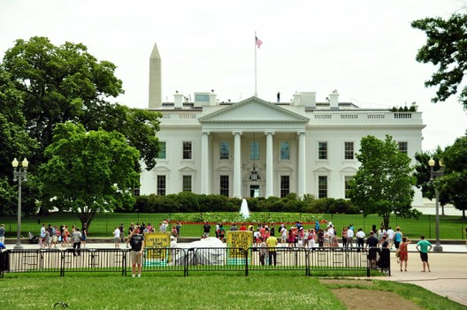 The White House © Karissa Rosenfield / ArchDaily
