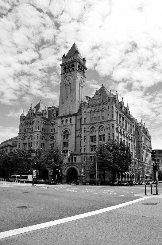 Old Post Office Tower © Karissa Rosenfield / ArchDaily