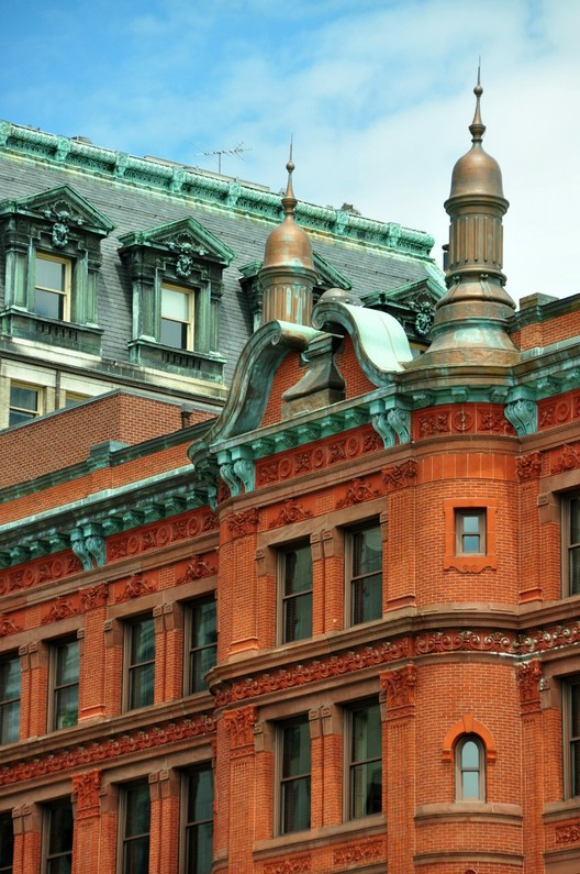 Miscellaneous buildings in Washington DC © Karissa Rosenfield / ArchDaily