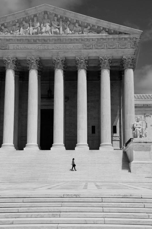 U.S. Supreme Court © Karissa Rosenfield / ArchDaily