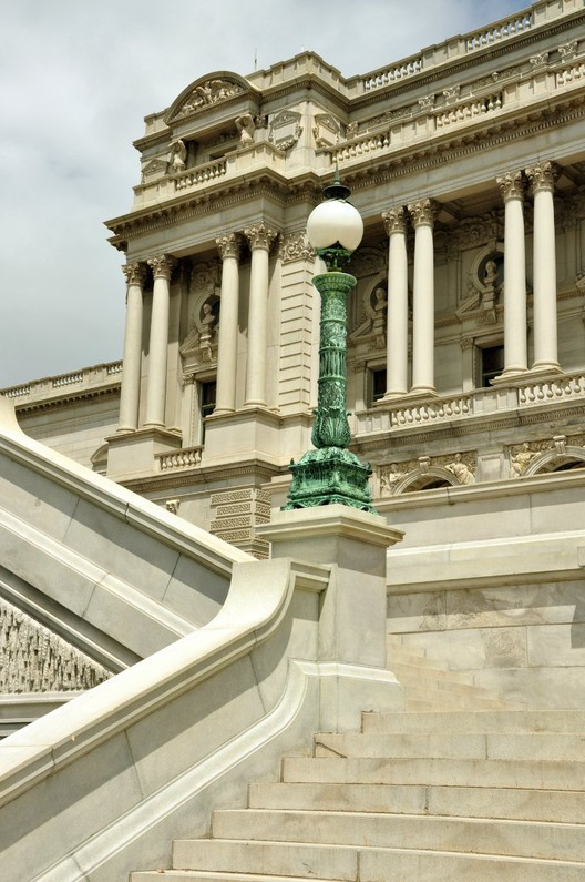 The Thomas Jefferson Building (Library of Congress) © Karissa Rosenfield / ArchDaily