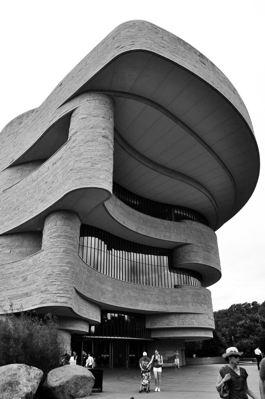 National Museum of the American Indian © Karissa Rosenfield / ArchDaily