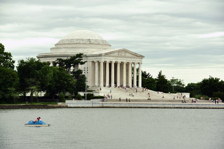 Thomas Jefferson Memorial © Karissa Rosenfield / ArchDaily
