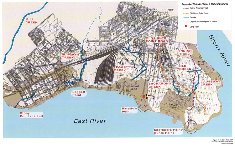 South Bronx Greenway Plan; © New York City Economic Development Corporation