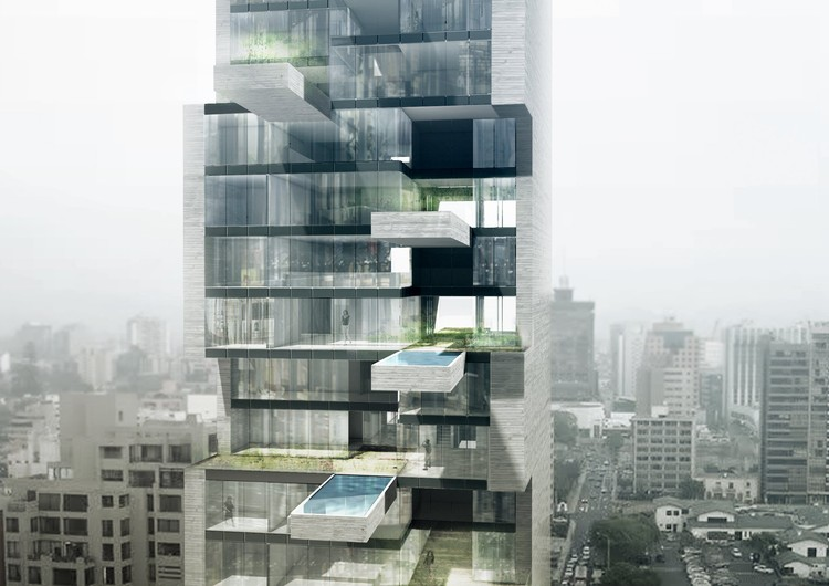 Courtesy of DCPP Arquitectos